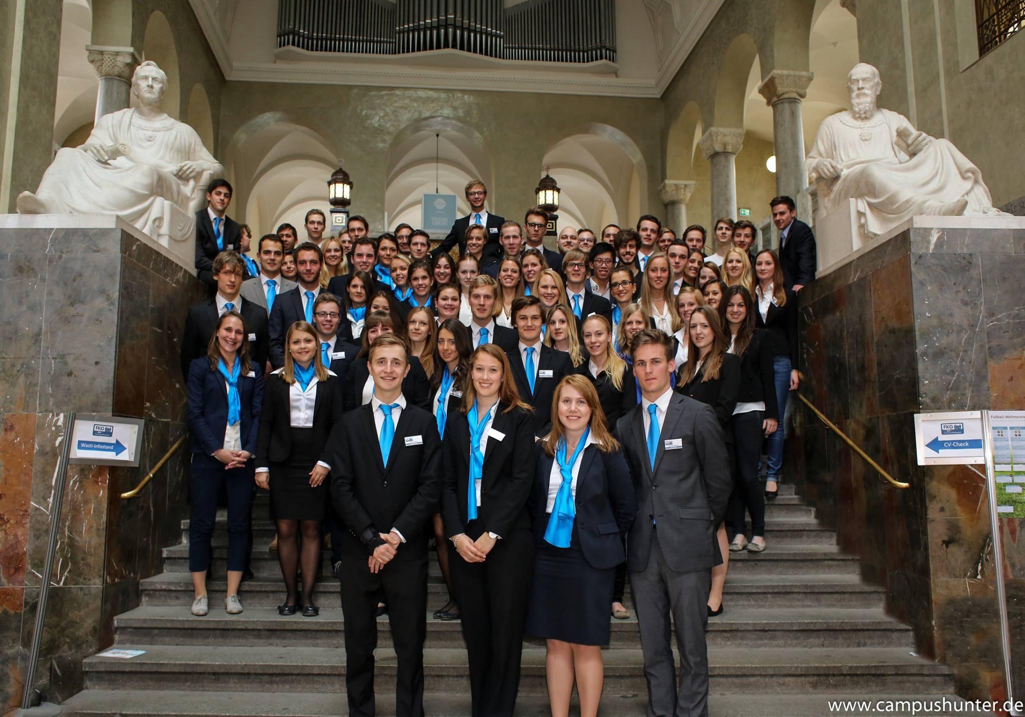 gruppenfotos fachschaft wirtschaftswissenschaften lmu